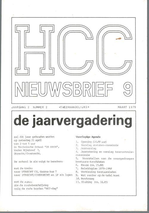 HCC 009 00